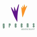 Greens Restaurant logo icon