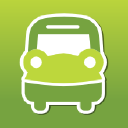 Green Toad Bus logo icon