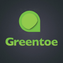Greentoe logo icon
