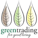Greentrading logo icon