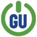 Green Univers logo icon
