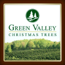 Green Valley Christmas Trees logo icon