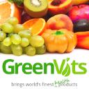Green Vits logo icon