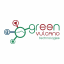 Green Vulcano Boston logo icon