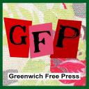 Greenwich Free Press logo icon