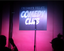 Greenwich Village Comedy Club logo icon