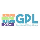 Greenwood Public Library logo icon