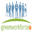 Greenworkforce.in logo