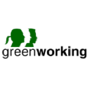 Greenworking logo icon