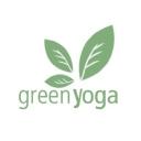 Green Yoga logo icon