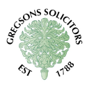 Gregsons Solicitors logo