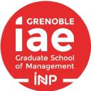 Grenoble Iae logo icon