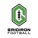 Grid Iron Flag Football logo
