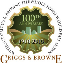 Griggs & Browne logo