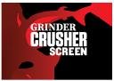 GrinderCrusherScreen.com logo