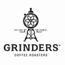 Grinders Coffee logo icon