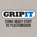 Grip It Fixings logo icon