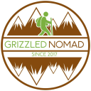 Grizzled Nomad Travels logo icon