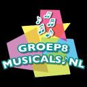 Groep8musicals.nl logo