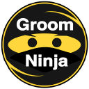 Groom Ninja logo icon