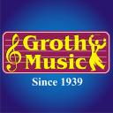 Groth Music logo icon