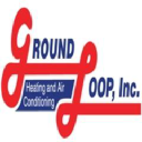 Ground Loop Heating and Air Conditioning logo
