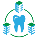 Group Dentistry Now logo icon