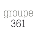 Groupe 361 logo icon
