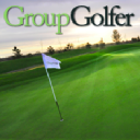 Group Golfer logo icon