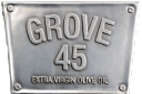 Grove 45 EVOO logo