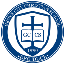 Grove City Christian School logo