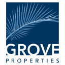 Grove Properties logo icon