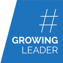 #Growing Leader logo icon
