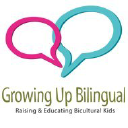 Growing Up Bilingual logo icon