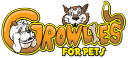 Growlies for Pets logo