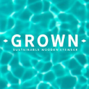 Grown® logo icon