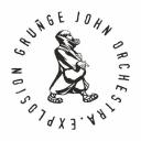 Grunge logo icon