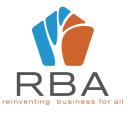 Grupo RBA (Alianza de Negocios Responsables) logo