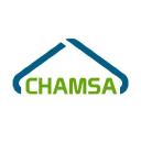 """Grupo Chamartin SA """"Chamsa"""" logo"""