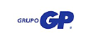 Grupo GP | Building the Present, Planning the Future logo