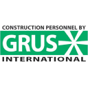 Grus Personnel logo icon