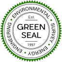 Green Seal Environmental logo icon