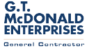G T McDonald Enterprises Inc-logo