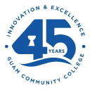 Guam Community College logo icon