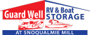 GuardWell Self Storage, Mail Center and Gift Shop logo