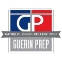 Guerin Prep High School logo