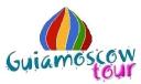 Guiamoscow tour logo