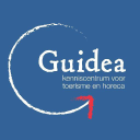 Guidea, Knowledge center for tourism and horeca logo