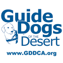 Guide Dogs Of The Desert logo icon