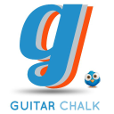 Guitar Chalk logo icon